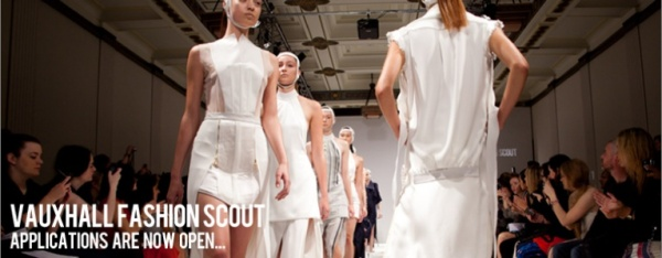 Apply for Vauxhall Fashion Scout now